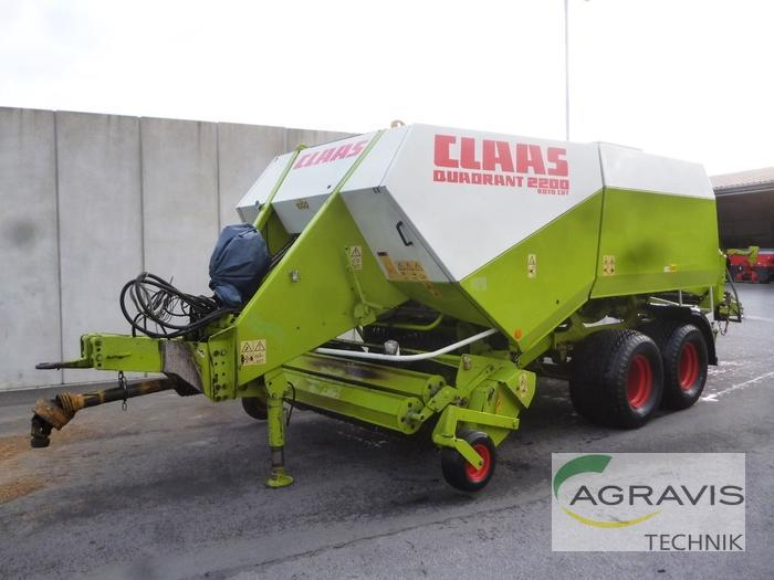 Claas QUADRANT 2200 RC TA